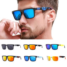 Load image into Gallery viewer, Fashion Outdoor Sport Polarized Sunglasses Men Women Square Unisex Mirror Sun Glasses UV400