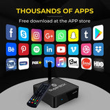 OVER 1,000 CHANNELS  10000 Movies FULLY LOADED ANDROID BOX REVIEW SUPERBOX S1 pro