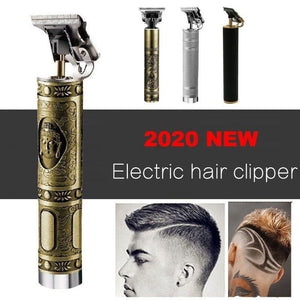 2020 New 120 Minutes Durable Fast Charge Li T-Outliner Skeleton Heavy Hitter Cordless Trimmer Men 0mm Baldheaded Hair Clipper Finish Hair Cutting Machine