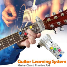 Load image into Gallery viewer, Plastic Classical Chord Buddy Chord Guitar Learning System Teaching Aid Exercise