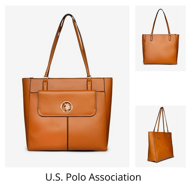 Women's U.S. Polo Assn. Medallion Tote