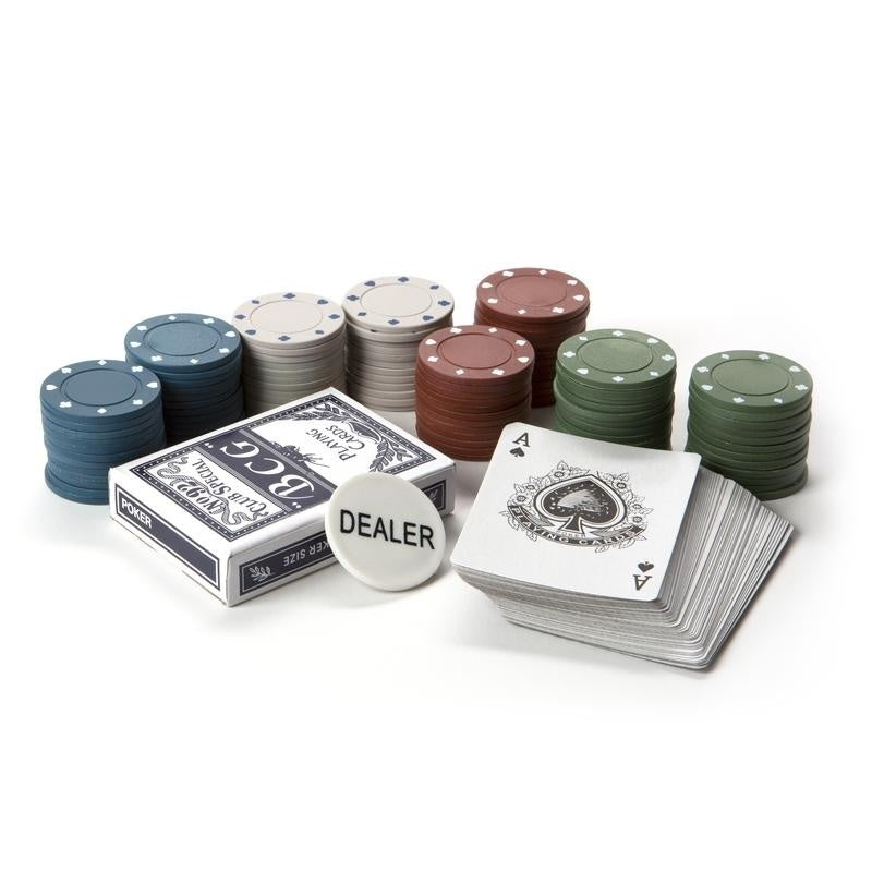 Table Top Poker Set