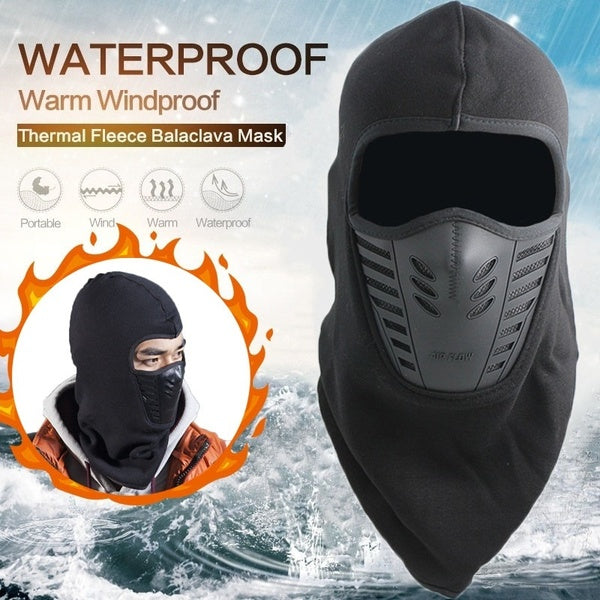 New Windproof Unisex Warm Motorcycle Skiing Sports Dust Mask Face Mask