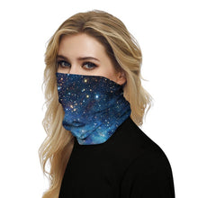 Load image into Gallery viewer, Fashion Motorcycle Shield Face Mask Balaclava  Uv Sun Protection Seamless Face Scarf  Outdoor Sports Bandanas Cycling Neck Gaiter Scarves