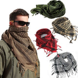 Multi Function Sports Army Tactical Scarf Windproof Sandproof Warm Scarf For Men Women