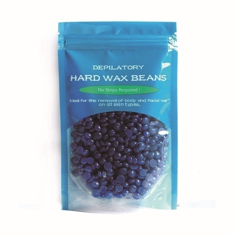 Professional Hair Removal Pellet Waxing Body Depilatory Hot Film Hard Wax Beans,50g