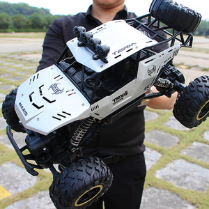 37cm/28cm High Speed RC Truck RC Electric Rock Crawler Vehicle Car 4WD Remote Control Off Road Truck