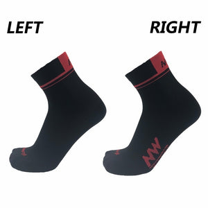 Summer Short Sport Socks Sweat-Absorbent Breathable Men's Cycling Socks Women's Bicycle Socks Outdoor Running Socks