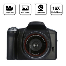 Load image into Gallery viewer, 2020 Newly Upgrade Professional Video Camcorder HD 1080P Handheld Digital Camera 16X Digital Zoom Support SD Card O