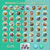 18/24/50/72Pcs Animal Crossing Amiibo Card Nfc Card Work for Nintendo Switch 3DS