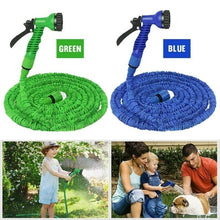 Load image into Gallery viewer, 25FT-200FT New Magic Flexible Garden Hose Expandable Watering Hose With Plastic Hoses Telescopic Pipe With Spray Gun To Watering