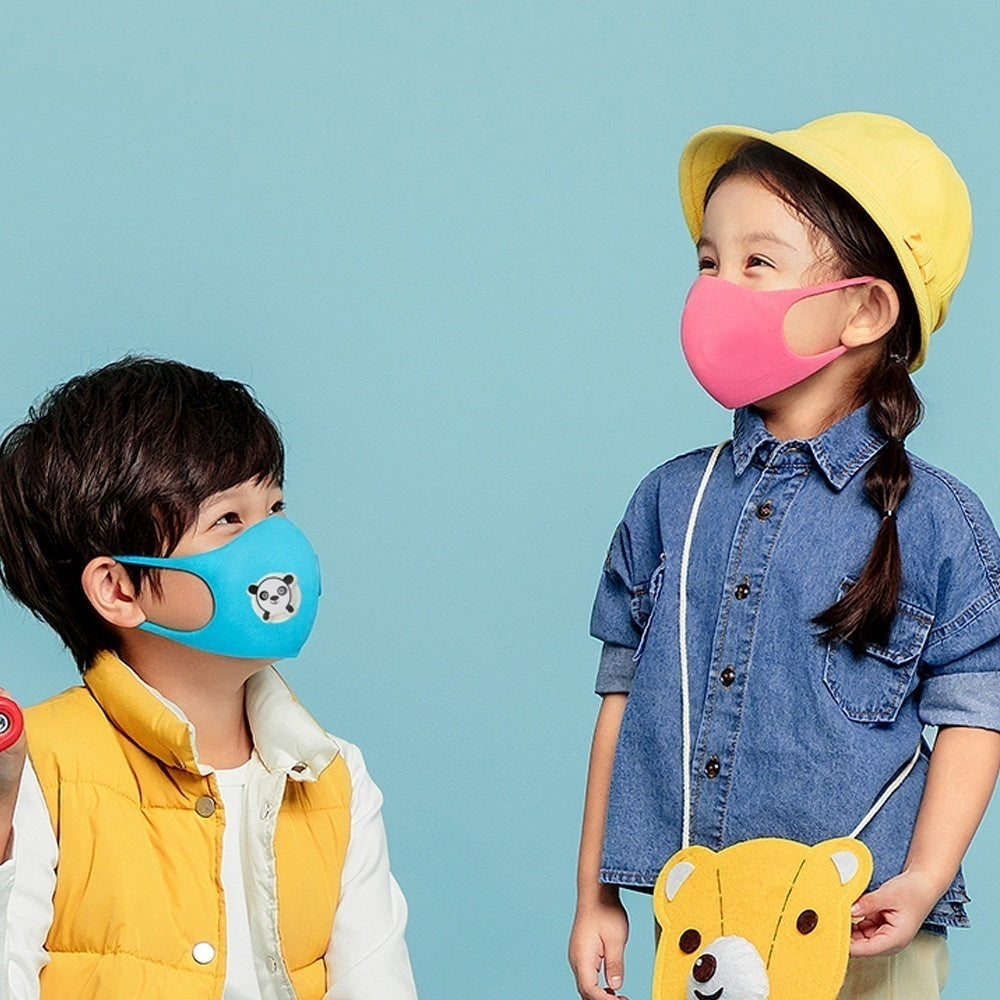 Breathable Face Mask for Adult/Children Blocking Dust Air Pollution Breathable and Comfortable 3d Mask