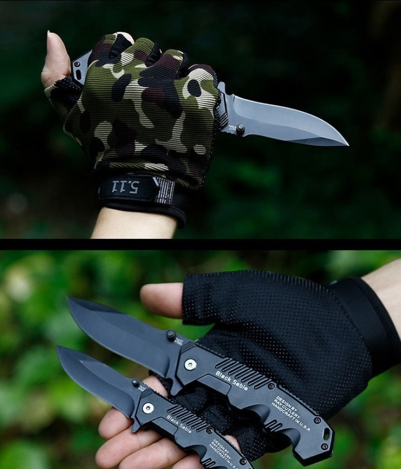 New Folding Knife karambit Tactical Survival Knives Hunting Camping Blade Multi High Hardness Military Survival Knifes Pocket