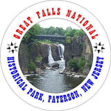 PATERSON NJ Great Falls Nat'l Historical Park Pins/Buttons OR Magnets