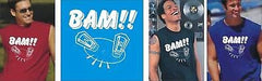 Emeril BAM Muscle T-Shirt