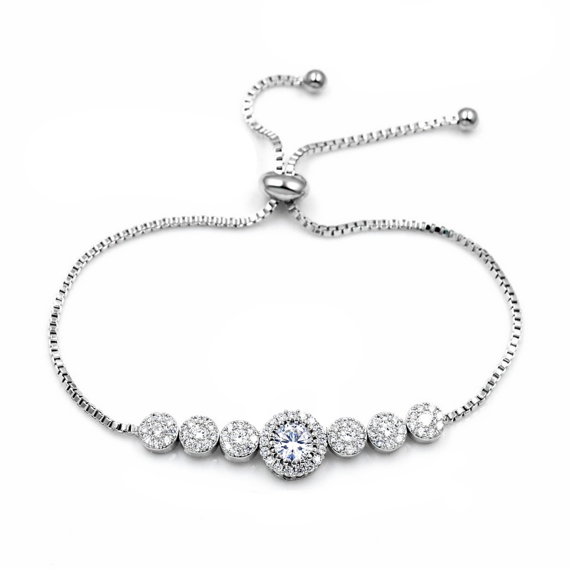 Bridal Apparel Glitzy Glam Bracelet