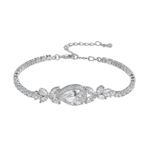 Load image into Gallery viewer, Bridal Apparel Starlet Chic Bracelet