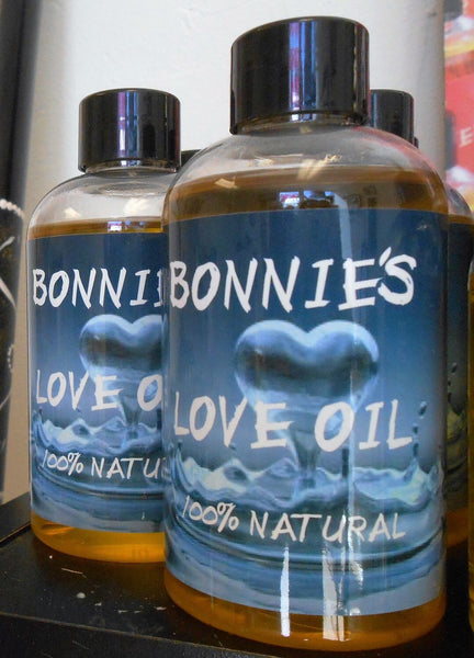 Bonnies Balms Love Oil