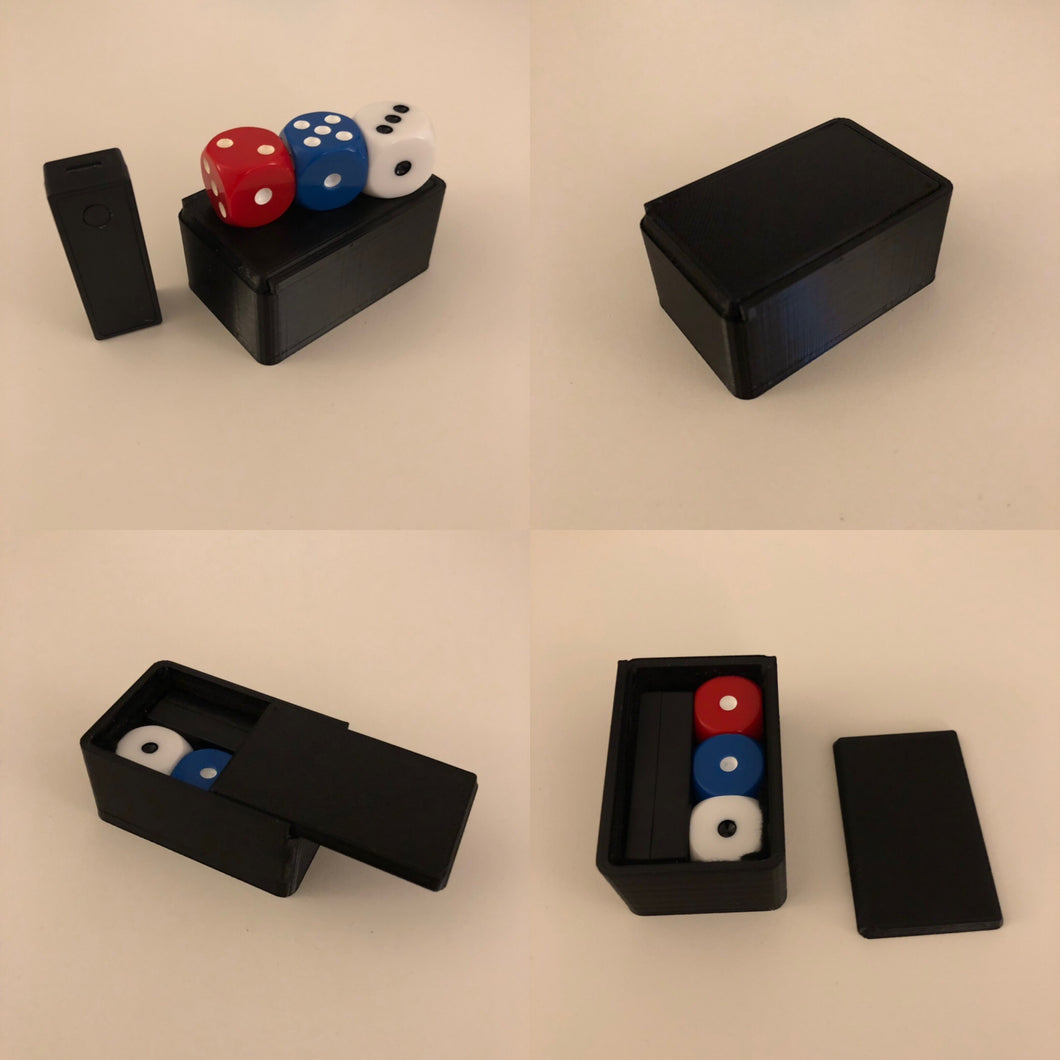 Anverdi Mental Dice - Pocket Case
