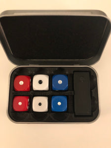 Anverdi Mental Dice - Metal Case