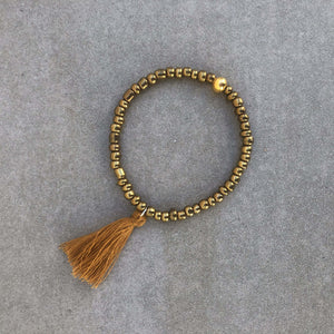 Gold Tassel Filler