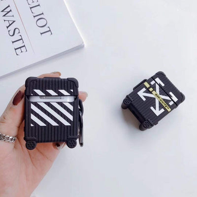 HypedEffect SPECIAL EDITION OFF-WHITE Airpod Case