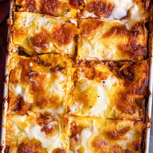 Homemade Lasagne al Forno - Serves 2 (sold frozen)