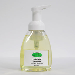 l)  Foamy 42.0 Castile Hand Soap - Back in Stock!