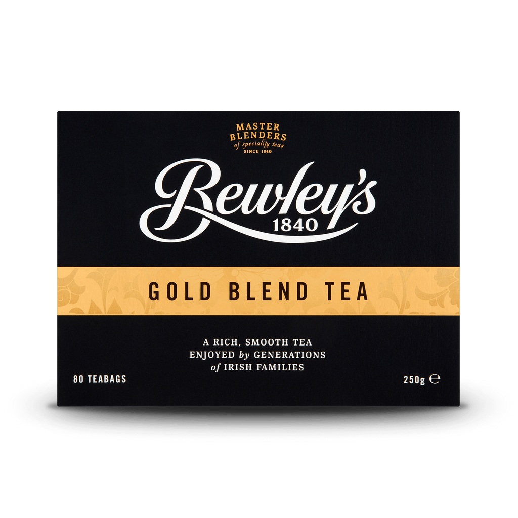Bewley's Gold Blend Tea 80s
