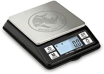 Rhino Coffee Gear Dosing Scale