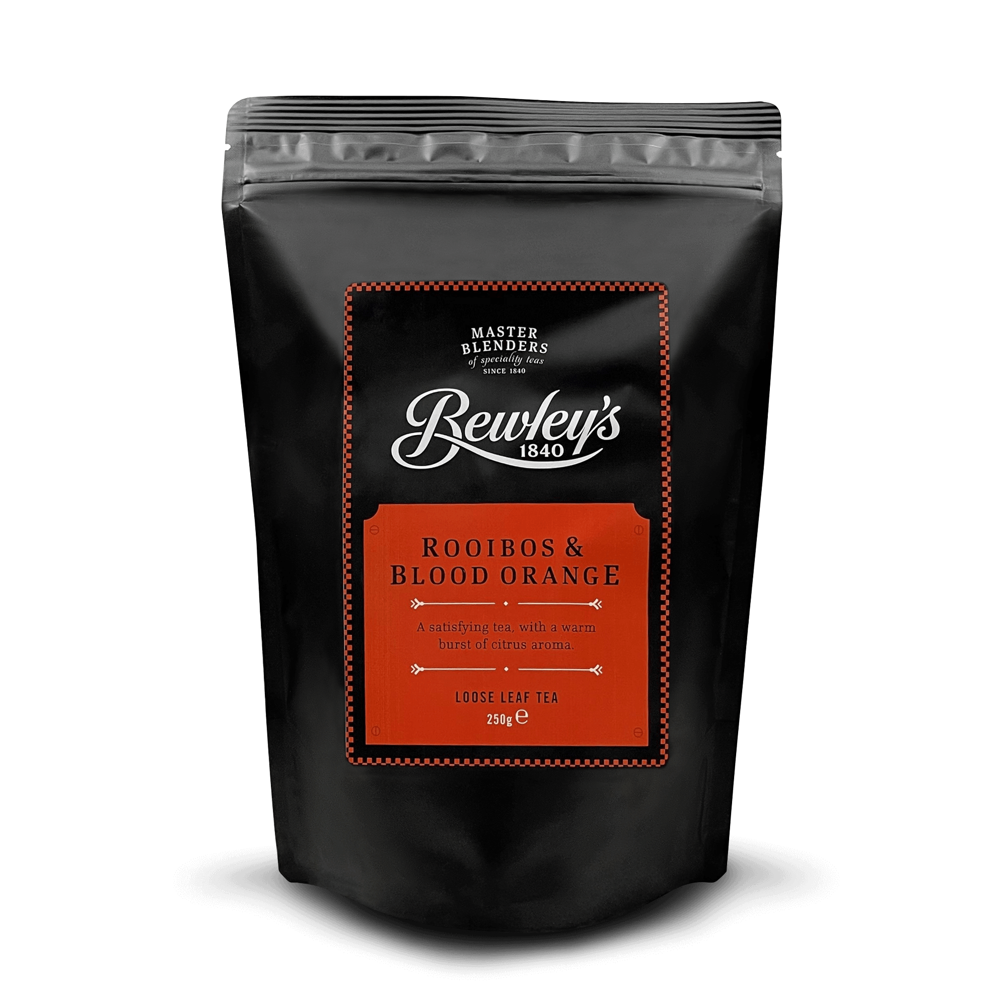 Bewley's Rooibos & Blood Orange Loose Tea - Bewley's Tea & Coffee
