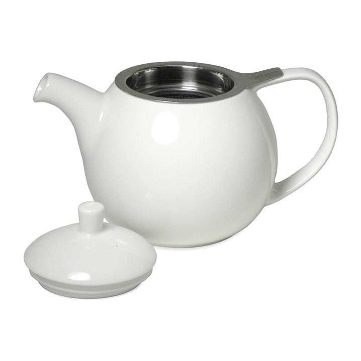 Curve Teapot with Infuser 700ml - Bewley's Tea & Coffee
