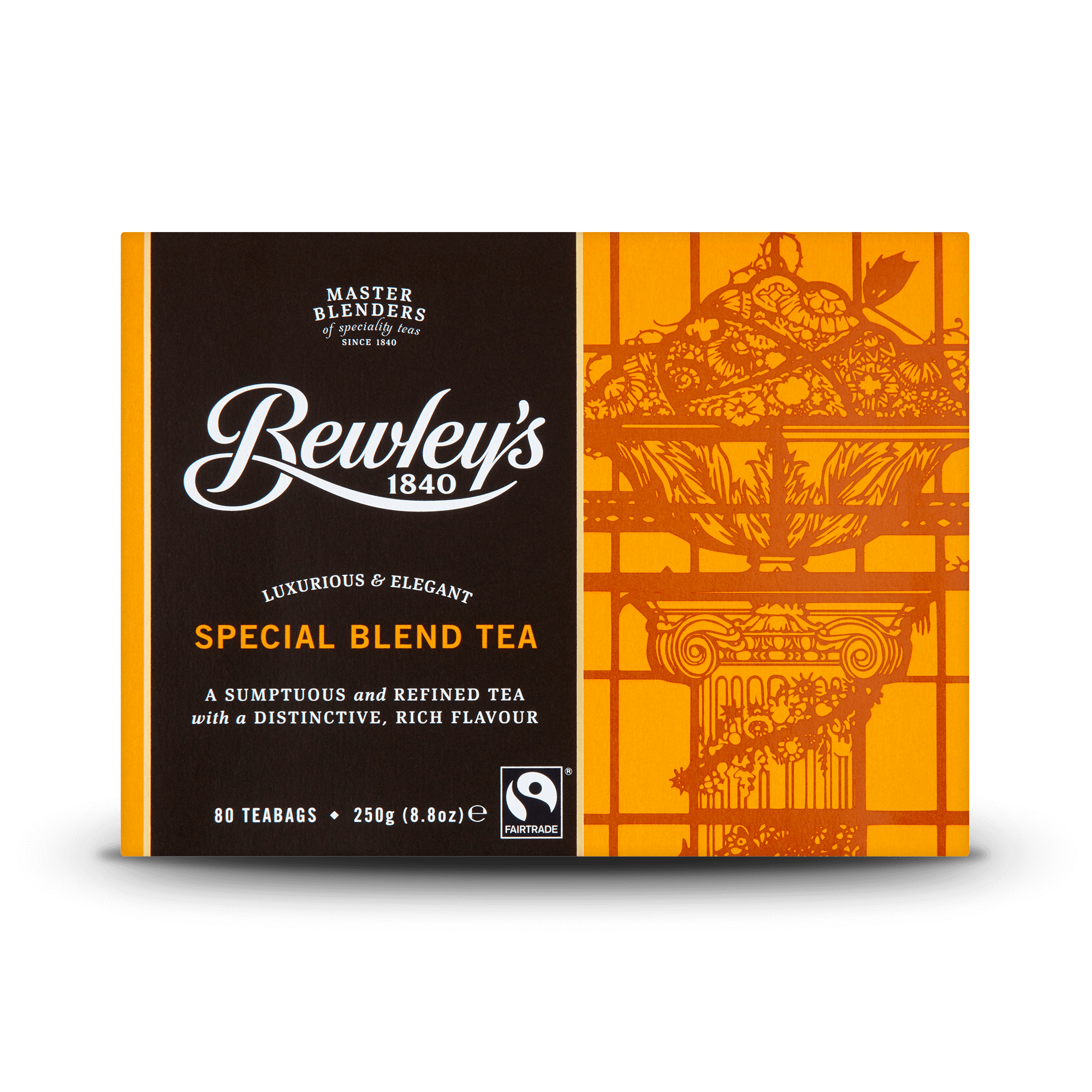 Bewley's Special Blend Fairtrade 80s - Bewley's Tea & Coffee