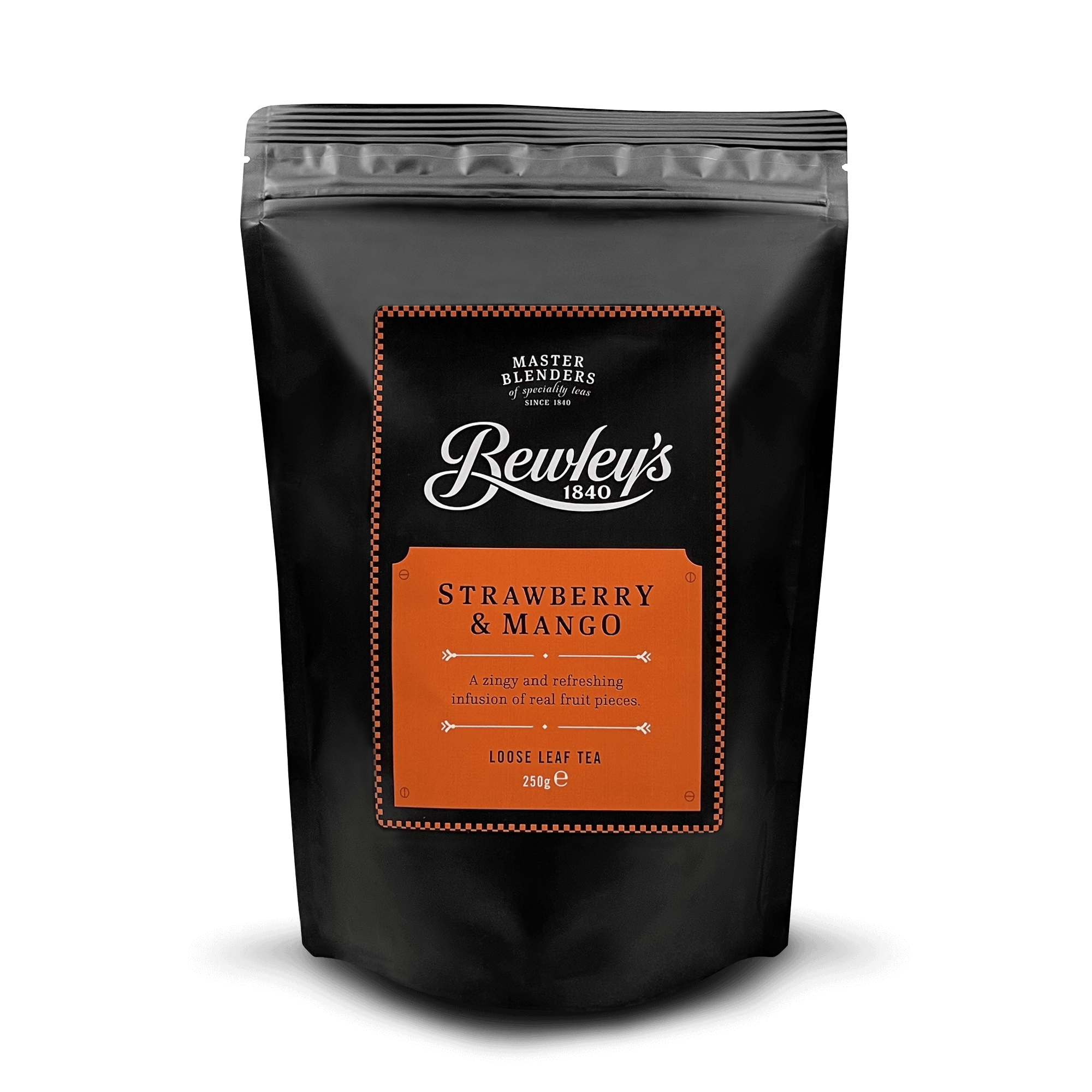 Bewley's Strawberry & Mango Loose Tea - Bewley's Tea & Coffee