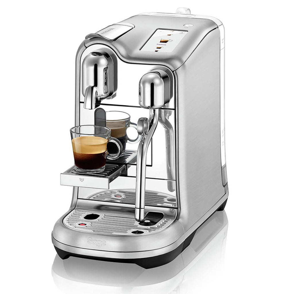 Sage Creatista Pro Coffee Machine