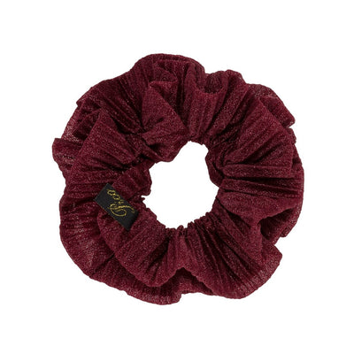 Flæse Scrunchie (Bordeaux)