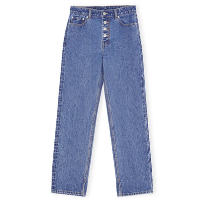 Basic Denim Jeans (Denim)