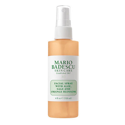 Facial Spray Med Aloe, Sage & Orange Blossom(118ML)