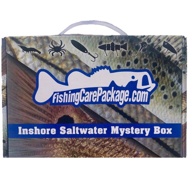 Inshore Saltwater Fishing Care Package