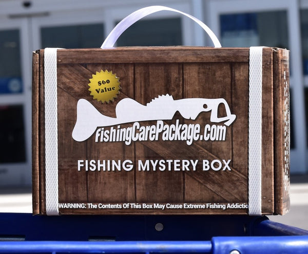 Fishing Mystery Box at Academy Sports + Outdoors