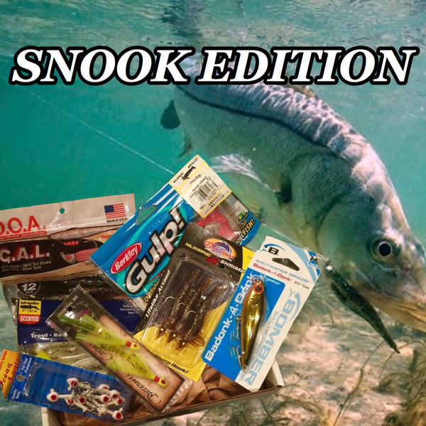 Saltwater Box: Snook Edition