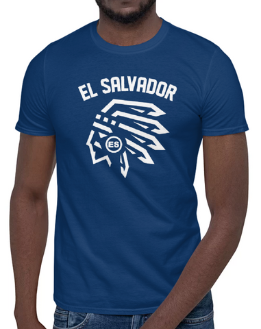 El Salvador Short Sleeve T-Shirt