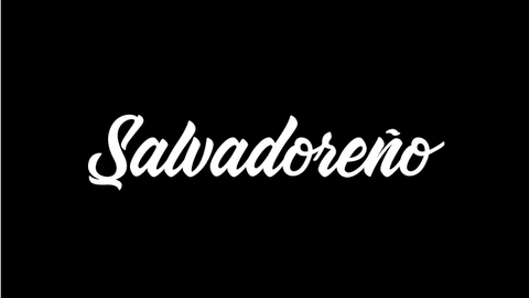 Salvadoreño- High Quality PVC Decal x 3