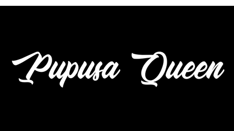 Pupusa Queen - High Quality PVC Decal x 3