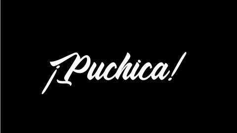 Puchica - High Quality PVC Decal x 3