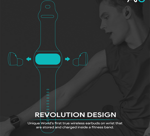 Alpower Wireless HiFi Earbuds