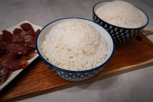 Steamed Jasmine Rice </br> 白飯