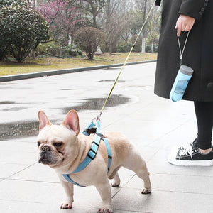 Portable Pet Water Bottles and Filters