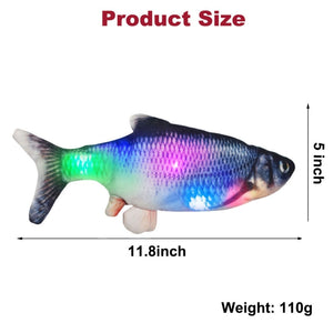 Interactive Dancing Fish Toy