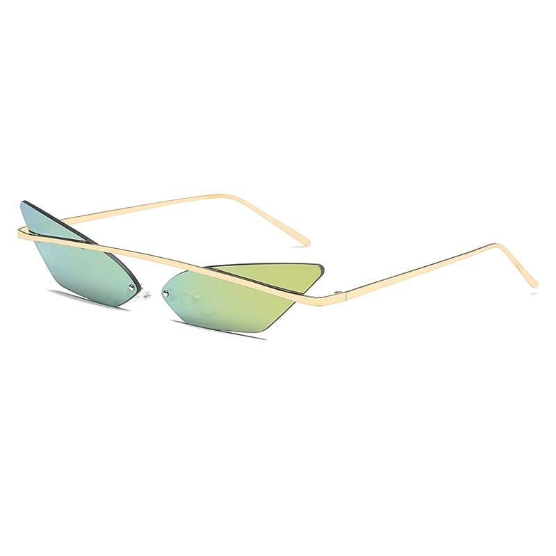 2030 Cat-eye Sunglasses Sunglasses Posh Loox Mint poshloox